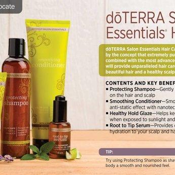 doTERRA doTERRA Shampoo & Conditioner set