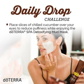 doTERRA doTERRA Spa Detoxifying Mud Mask