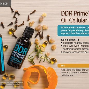 doTERRA DDR Prime Cellular Complex 30 ml.