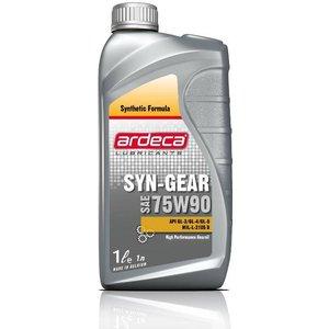 Ardeca Lubricants Syn Gear 75W90 1L