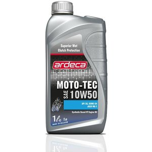 Ardeca Lubricants Moto Tec 10W50 5L