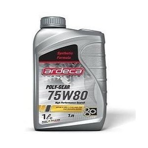 Ardeca Lubricants Ardeca Poly Gear 75W80 *1 liter