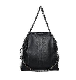 Snake chain handbag