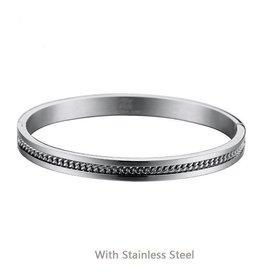 bangle 1001 zilver