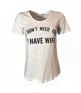 I don't need you, I have Wifi - T-shirt