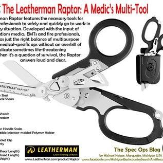 Leatherman Raptor reddingsschaar/tool