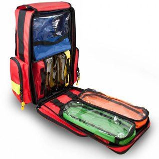HUM Rain responder first aid backpack with padding
