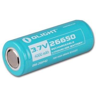 Olight batterij 26650