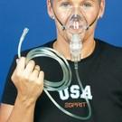 Adult aerosol mask