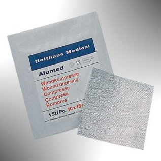 Holthaus Alumed wounddressing 10x10