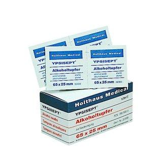 Holthaus Alcoholswabs per 100 stuks