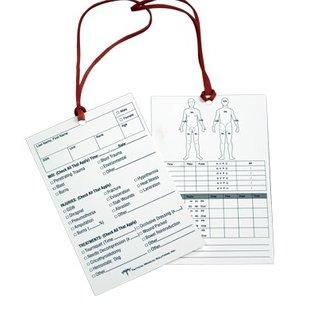 Tac-Med solutions MIST/TRI Card