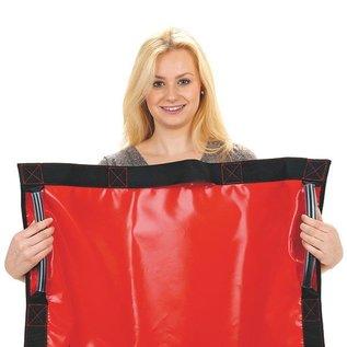 Lifeguard Trans-red draagzeil