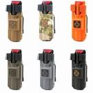Eleven 10 Harde TQ holster voor CAT met bladetech riembevestiging