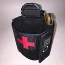 Budo tactical Enkelholster voor tourniquet