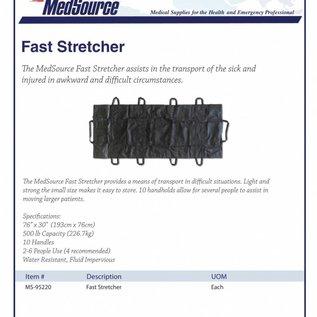 Medsource Fast stretcher