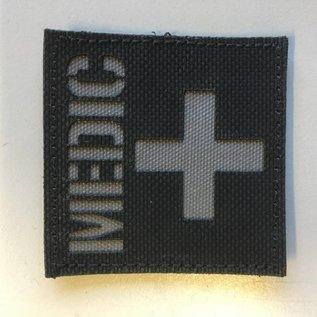 Apatch Medic patch grijs zwart