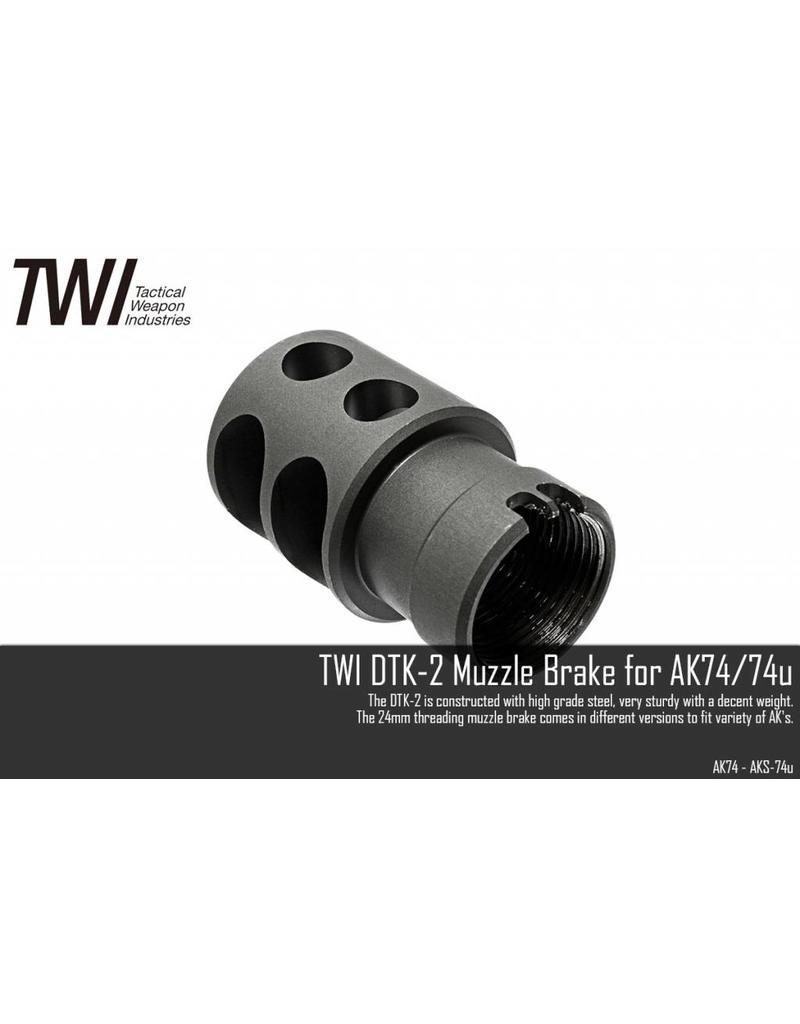 TWI AK104/105/74M DTK-2 Muzzle Brake