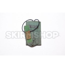IRT Radio pouch MOLLE Emerald