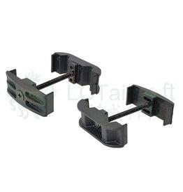 LCT AK47 Double Magazine Clip