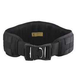 EMERSON Padded MOLLE Belt - Black