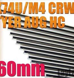 Prometheus 6,03MM EG barrel 260mm AK74U M4CRW Steyr HC
