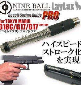 Nine Ball G17 - G17 custom - G18C Recoil Spring Guide Pro