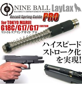 Nine Ball G17 - G17 benutzerdefinierte - G18C Recoil Spring Guide Pro