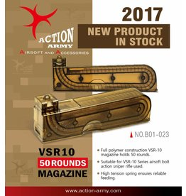 Action Army VSR-10 50 Rounds Magazine