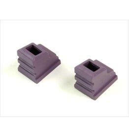 Nine Ball Magazine Gas Route Seal Aero Packing (2 PCS) For HK45/M&P9/XDM-40/PX4/1911/MEU /USP/Det.45/MP7A1 GBB Series
