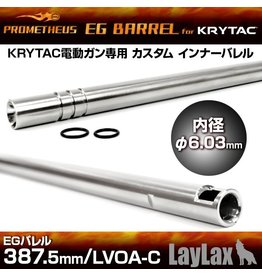Prometheus 6,03MM KRYTAC EG Barrel 387.5mm LVOA-C
