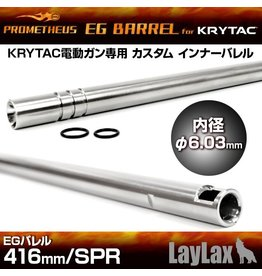 Prometheus 6,03MM KRYTAC EG Barrel 416mm SPR