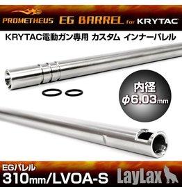 Prometheus 6,03MM KRYTAC exclusive EG barrel 310 mm LVOA-S