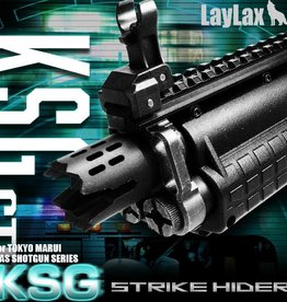Laylax FirstFactory KSG Striker Hider