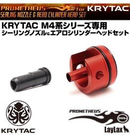 Prometheus KRYTAC Air cylinder head & Sealing Nozzle set