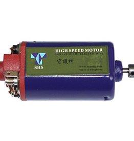 SHS High Speed Motor – Short Shaft