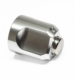 Action Army VSR10 Bolt cap-Silver