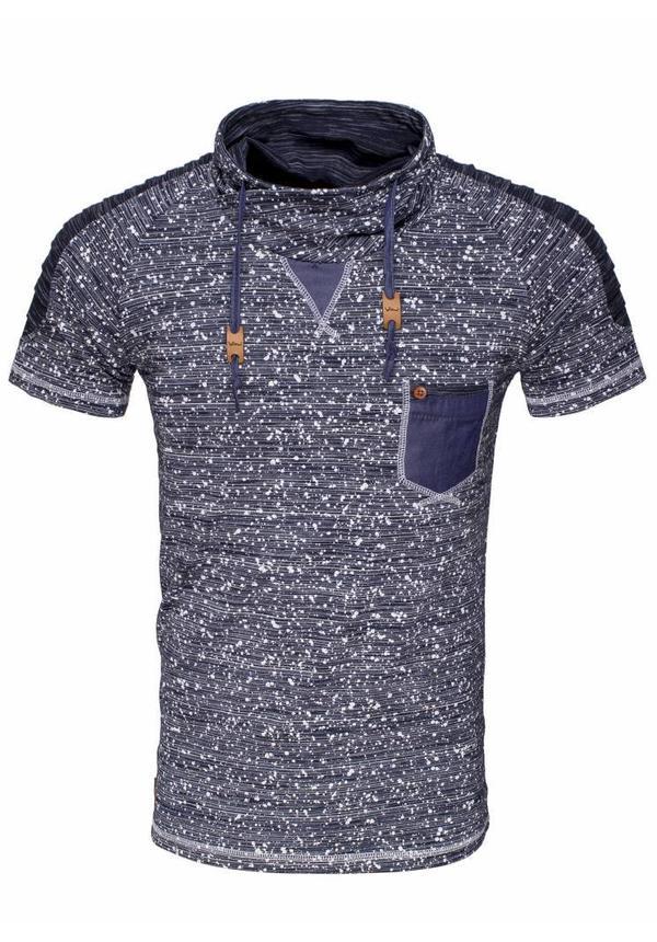 WAM Denim t-shirt navy 79327