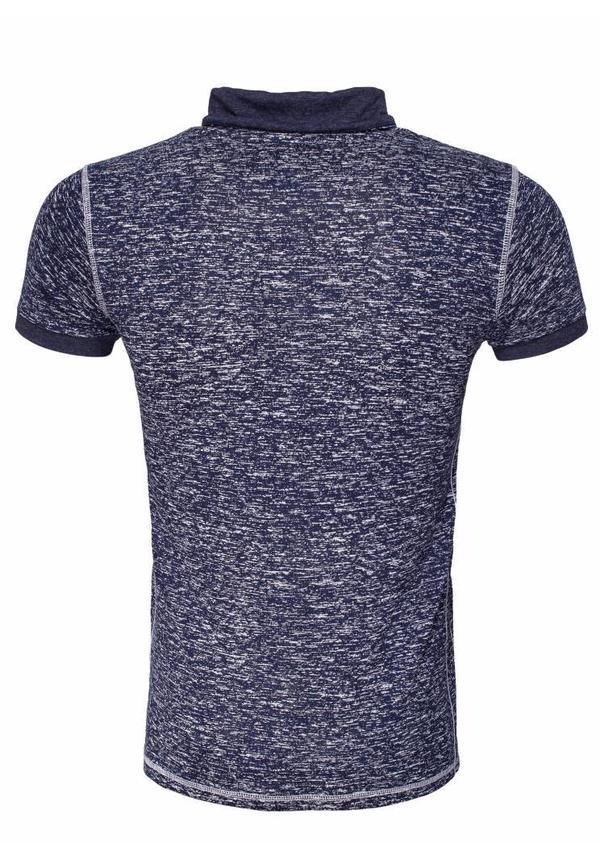 WAM Denim t-shirt mixed navy 79321