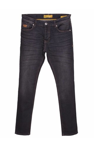 Wam Denim jeans donker navy slim fit