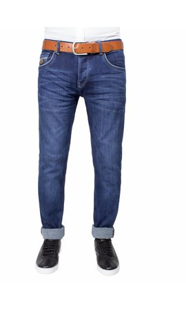 Wam Denim jeans regular fit navy