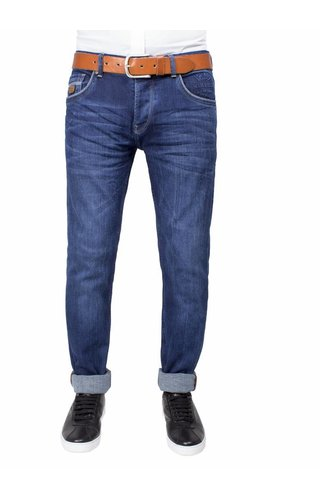 WAM Denim jeans regular fit navy 72057