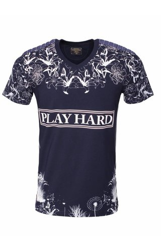 WAM DENIM T-SHIRT NAVY 79336