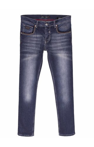 WAM Denim slim fit jeans blue 72018