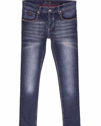 WAM Denim blue slim fit jeans