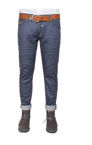 WAM Denim jeans regular fit petrol 92182