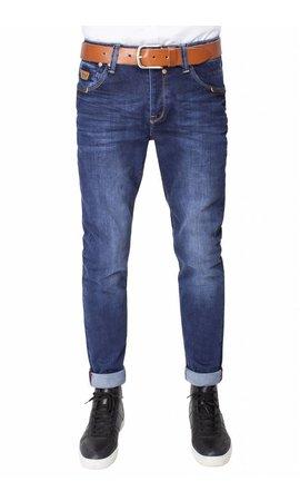 Wam Denim regular jeans with light washing blue