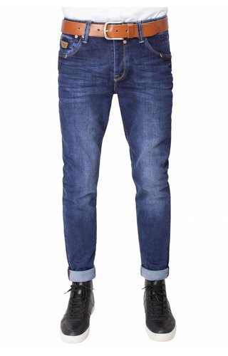 Wam Denim regular jeans with light washing blue