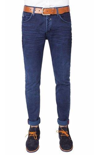 WAM Denim dark blue slim fit jeans