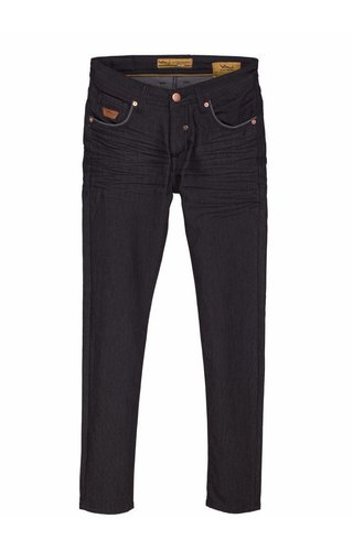 Wam Denim jeans zwart slim fit